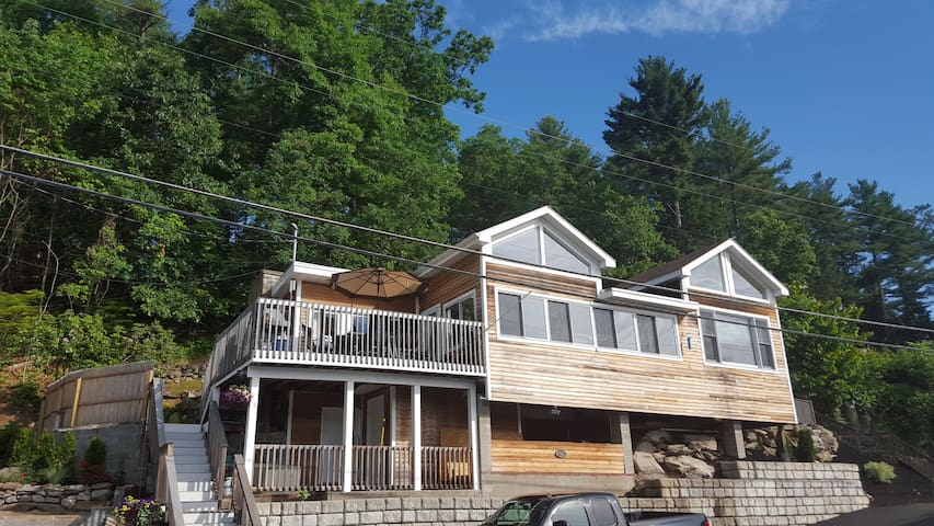 Sunny Southern New Hampshire Lake House