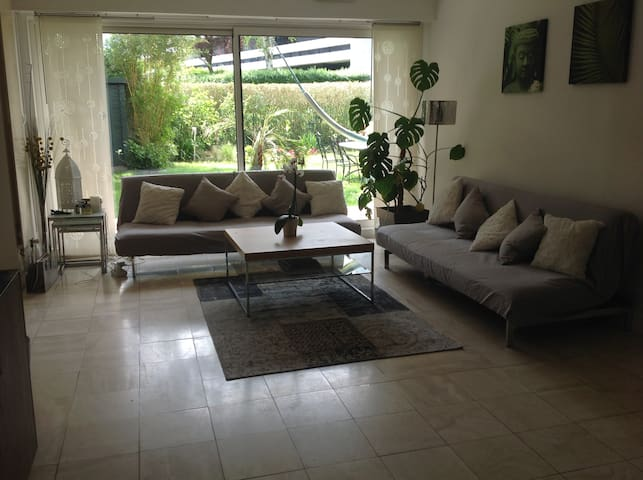 Apartment 100m² with large garden 30 'from Paris - Fourqueux - Apartament