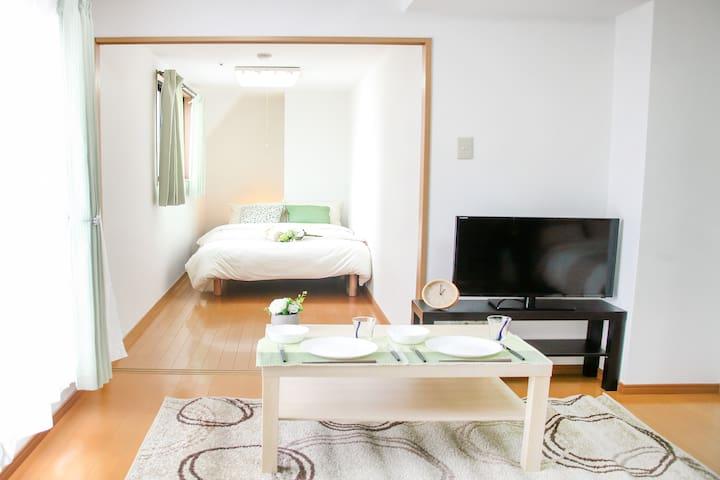 Dotonbori 4minNagahoribashi ST 30sec Best view - Chūō-ku, Ōsaka-shi - Apartmen