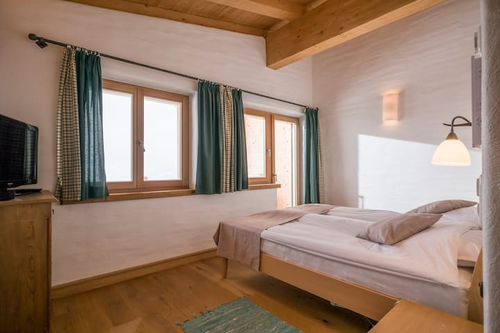 Luxury Room in Kitzbuhel Alps with panaroma - Hopfgarten im Brixental - Oda + Kahvaltı
