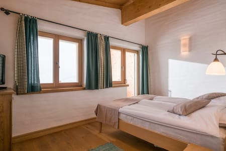 Luxury Room in Kitzbuhel Alps with panaroma - Hopfgarten im Brixental - Bed & Breakfast