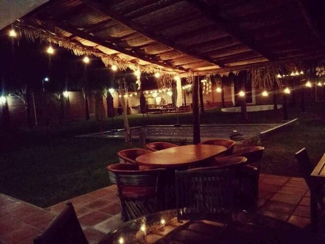 Increíble casa Jocotepec, 14 personas, fogatas 🔥.