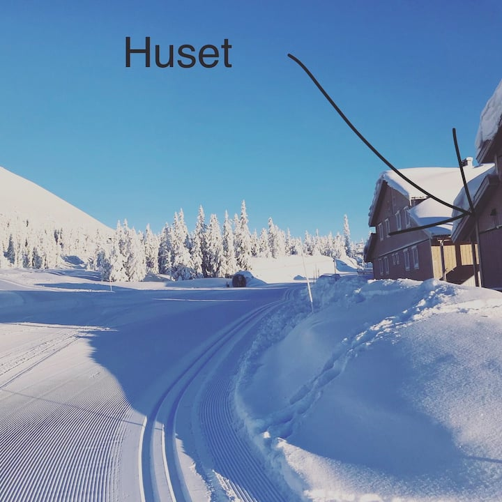 Best location in Trysil, Norway