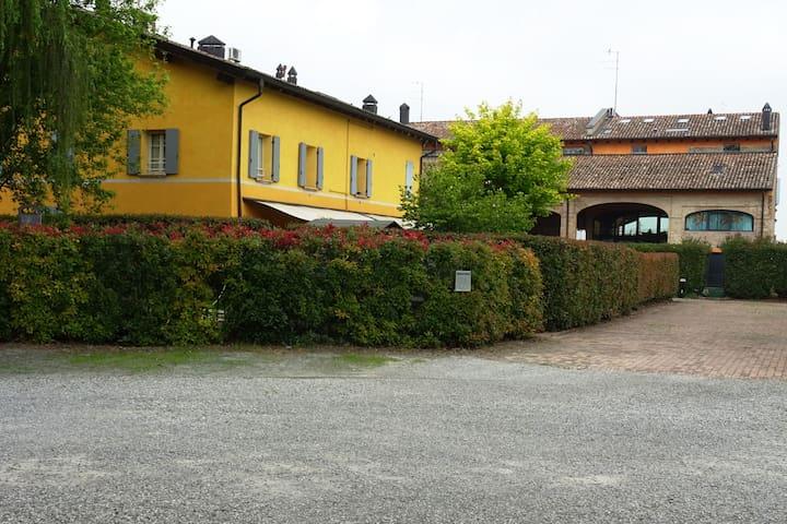 Loft open space a Parma