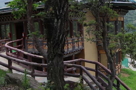Newhlee Tse Woods Lodge - Trongsa