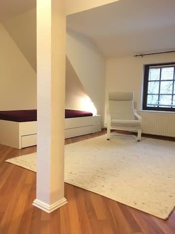 Schönes 1 Zimmer Apartment - Burgwedel - Dům