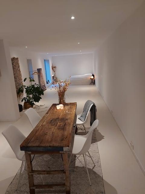 Loft/studio in het centrum van Velp