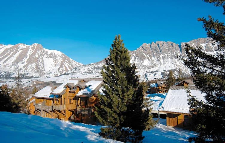 Appartement Duplex de Montagne | Local à Skis GRATUIT+Accès Piscine couverte