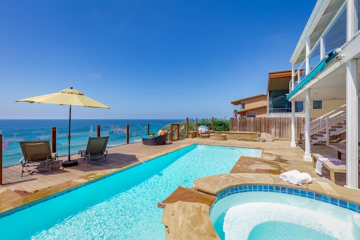 Oceanfront Retreat with Private Pool - E0221-0