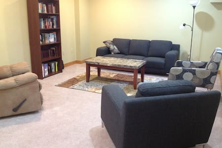 Self-contained apartment near Andrews University - Berrien Center