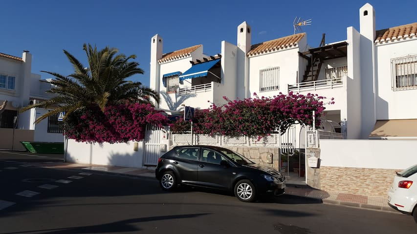 Terraced house in the south of Aguadulce - Roquetas de Mar - Hus