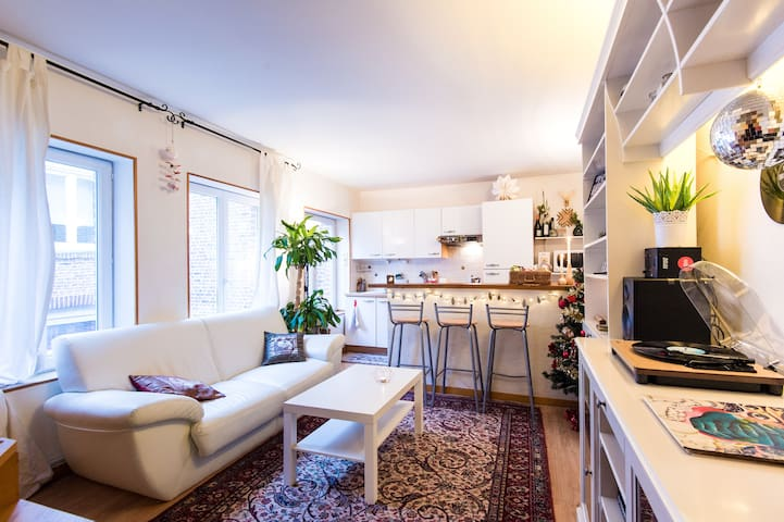 Apartment Cocoon'in full heart of Vieux-Lille