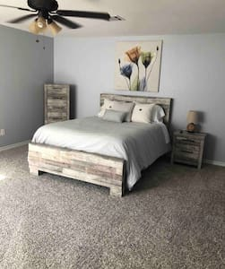 Comfortable suite near Alliance town center.