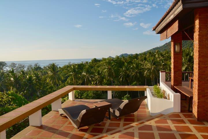 Keshin Sala Sunset Sea View Villa, Sairee, 2 bedr.