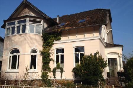 Wunderschönes Appartement Marina in Villa Hoffnung