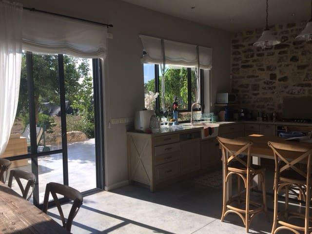amazing 250 sqm house - Beit Yitshak Sha'ar Hefer - Maison