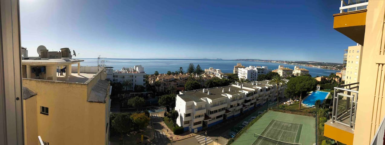 Amazing sea views, escape for a Winter Sun deal.