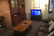 Living room has NOW TV