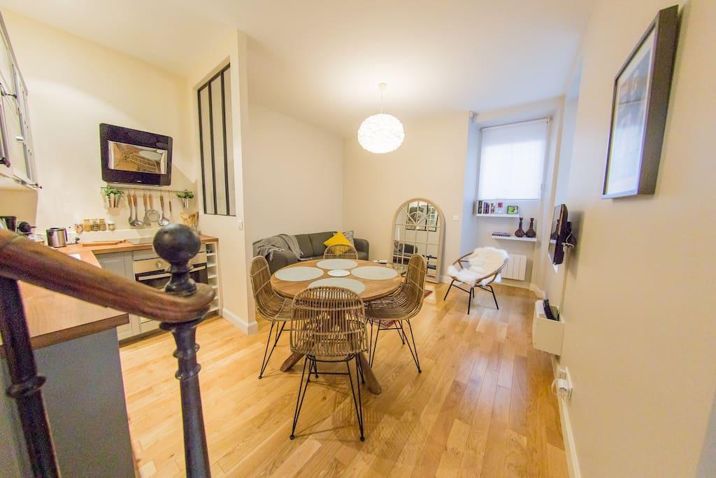 Beautiful place in paris appartements louer paris - Location appartement meuble ile de france ...