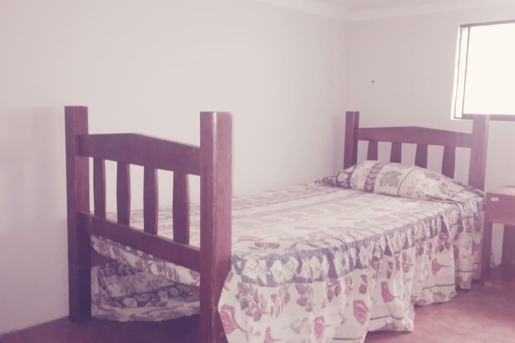 Cuarto, cama 2 - Room 2nd bed