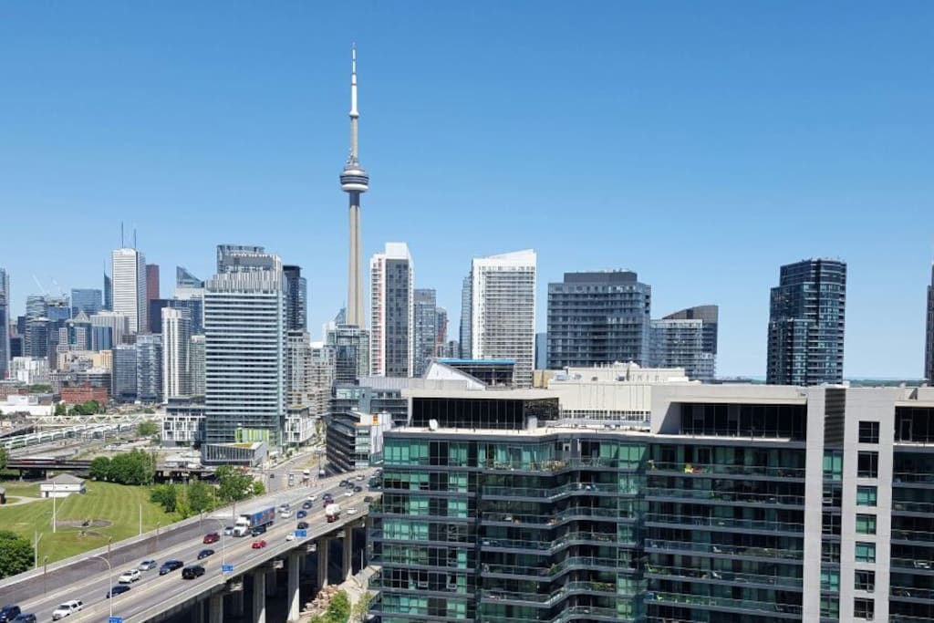 One Room For Rent In Downtown Toronto