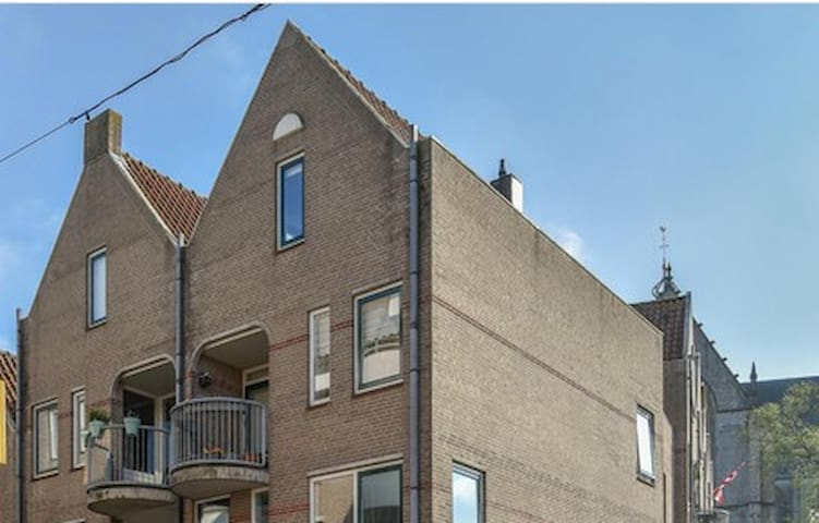 Nice apartment in the centre of Alkmaar.