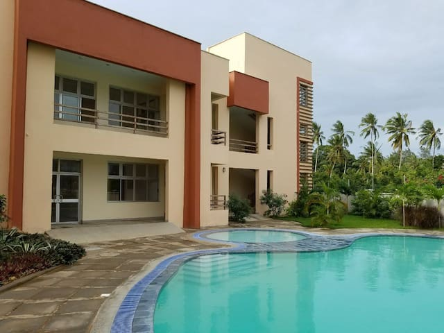 Comfy two bedroom apartment, KMA Estate Mtwapa