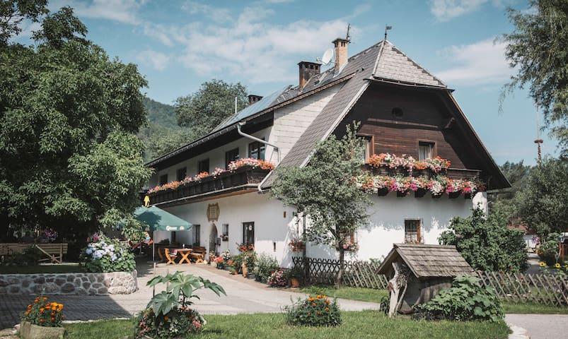 Urlaub am Bauernhof Feldbauer, Zimmer Wieserl