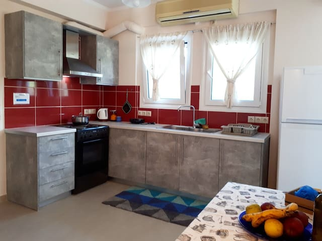 Dimitra's Apartment