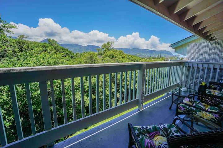 Hanalei Ridge Loft