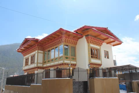 A fully furnished two-storey house Thimphu, Bhutan