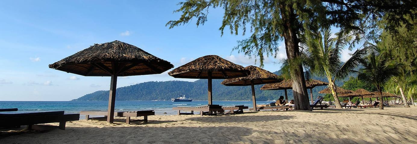 Pulau Tioman Holiday! a Beach Vacation