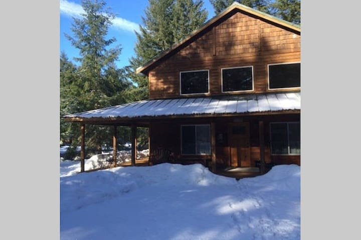 25% Off 7 Day Stays-Elk Corral-Mt. Rainier-Skiing - Greenwater - Cabaña