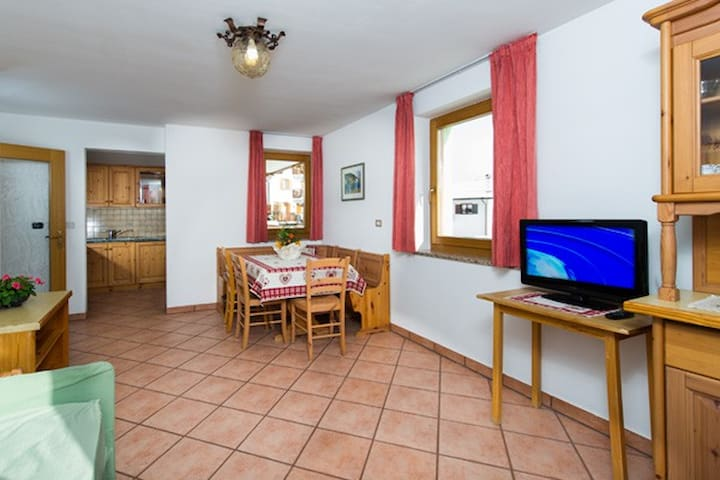 Your holidays in Val di Fiemme - Carano - Appartement
