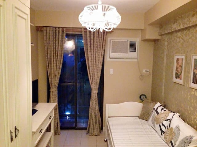 Studio Unit @ Northpoint Condo - Davao City - Huoneisto