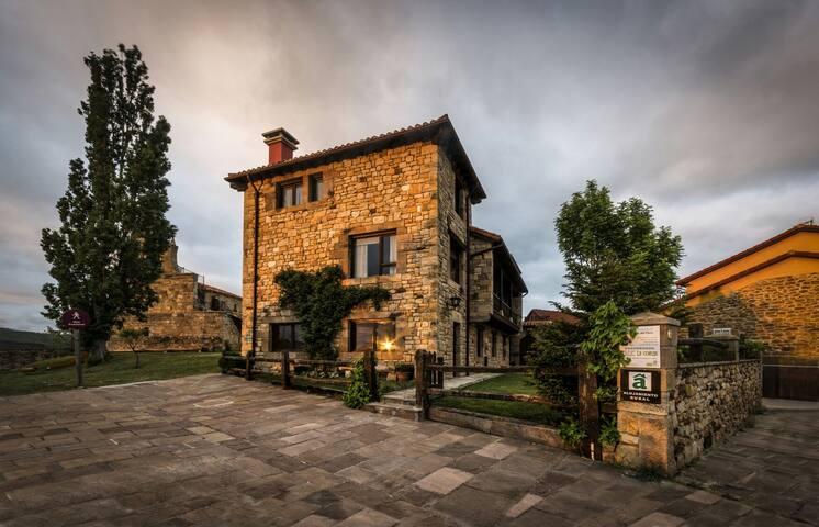 La Coruja del Ebro.Sur de Cantabria - Sobrepeña - Wohnung