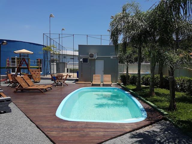 Apartamento 2, Praia Penha SC Parque Beto Carrero