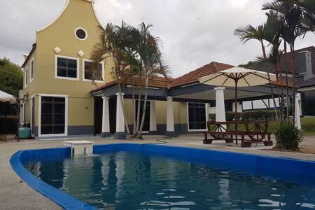 Green Villa A'Famosa resort, Alor Gajah, Melaka
