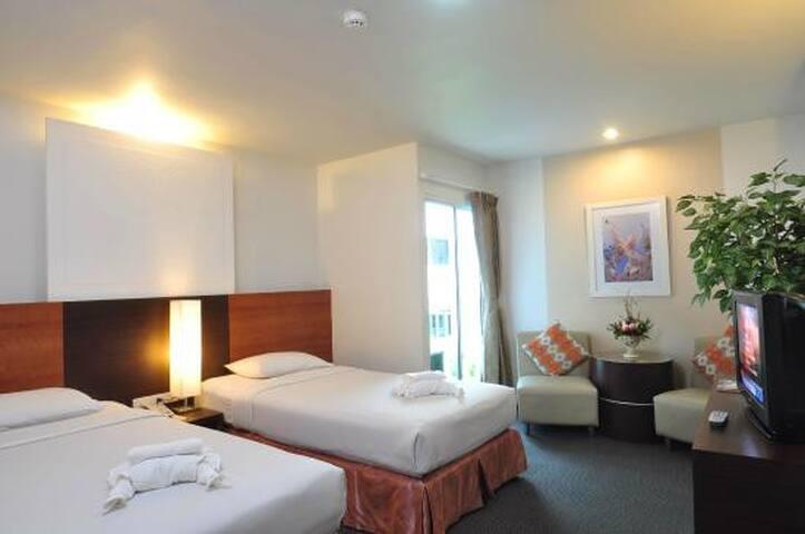 Superior Twin Bed, Pattaya - Muang Pattaya - Other