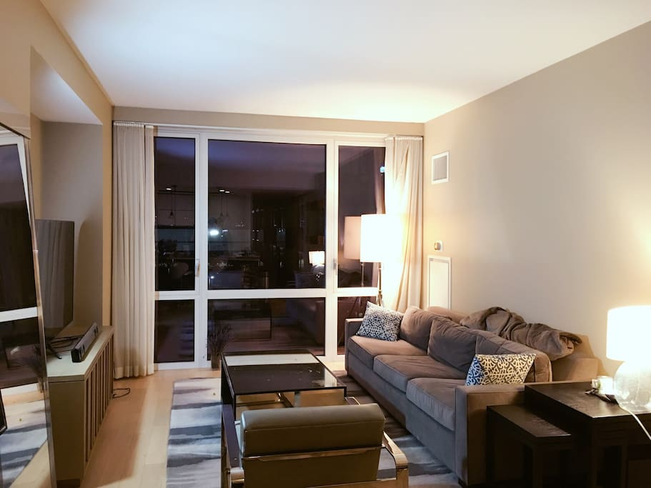 One Bedroom Apt In A Luxury Building Apartments For Rent In Brooklyn New York United States