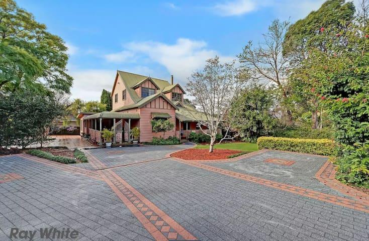 靠近Parramatta的园林别墅,舒适宽敞,交通便捷,房东友善 2 - North Rocks - Hus