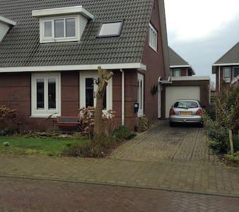 Kindvriendelijke gezinswoning - Workum - House