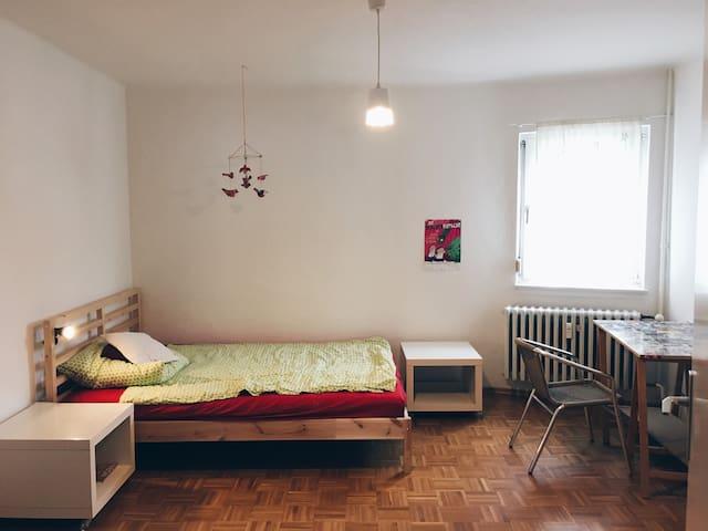 Schönes WG Zimmer mitten in Mannheim - Mannheim - Dům