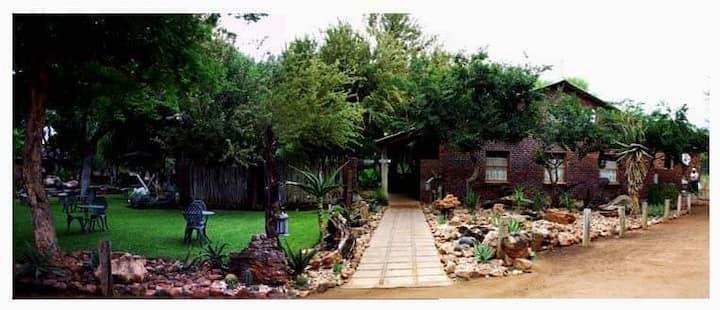 Merensky Farm Lodge - Africa Bushveld Experience