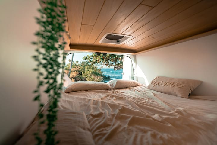 Explore Puerto Rico in A CamperVan