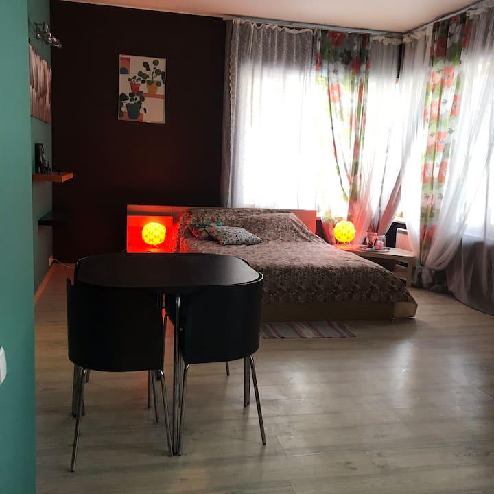Уютный дом за городом Зеленоград