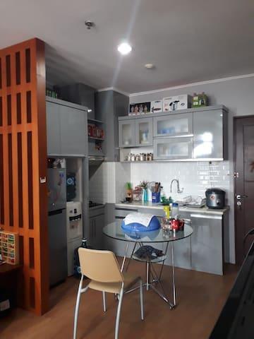 For rent luxury apartemen in jakarta
