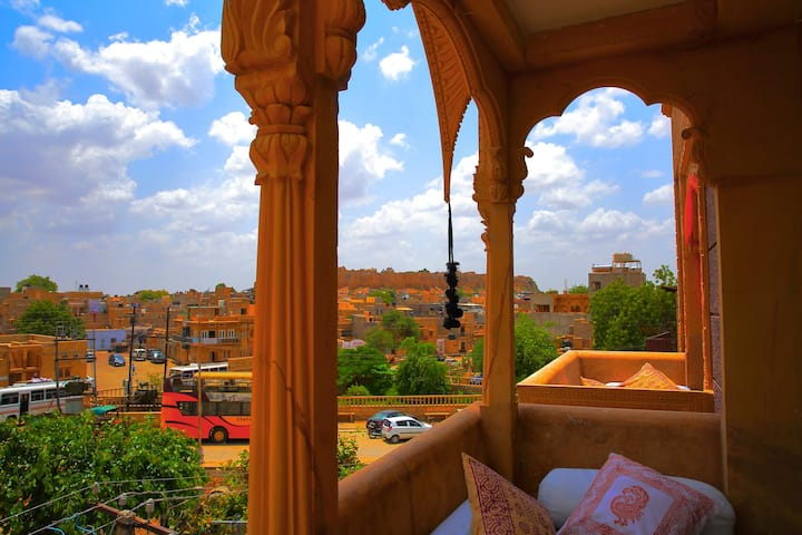 Home away from home in Jaisalmer