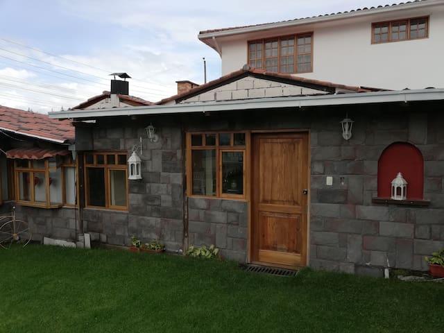 Hermosa suite en el Valle de los Chillos