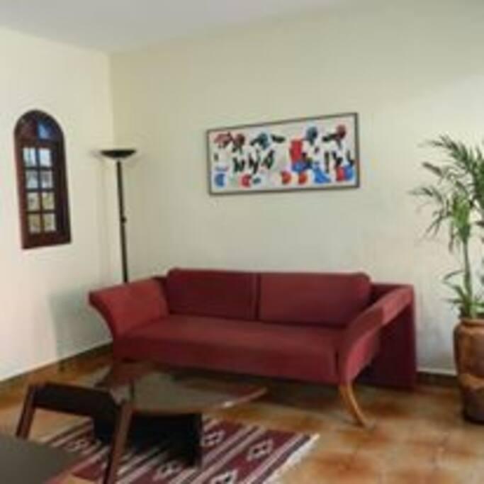 Sala de estar (imagem parcial 2)